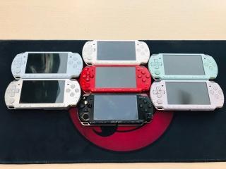 Máy chơi Game cầm tay PSP thumbnail