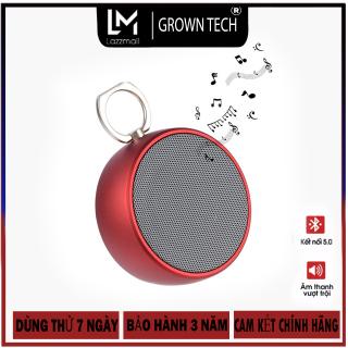 Loa bluetooth mini GROWNTECH BS 02 vỏ bọc thép Đức bass mạnh mua ngay nhận Voucher 50.000 thumbnail