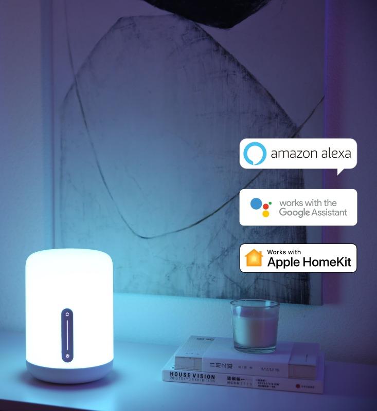 Đèn ngủ thông minh Xiaomi Bedside 2 ánh sáng điều chỉnh dễ chịu | XIAOMI ECOSYSTEM STORE