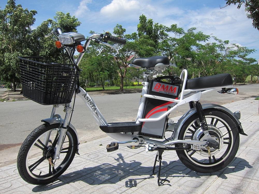 Xe đạp điện Asista Bmm PS 22inch