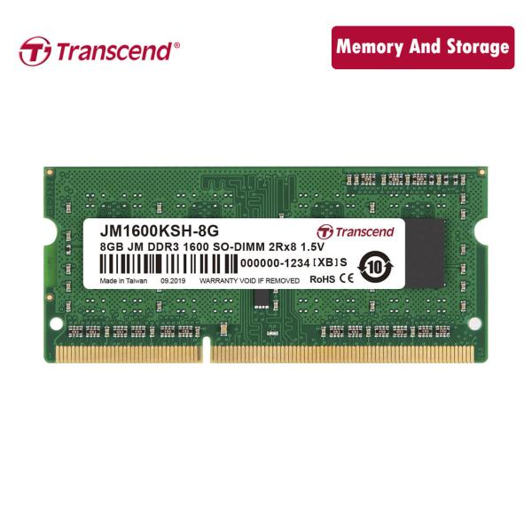 Bảng giá Ram Transcend DDR3 1600Mhz 8GB SO-DIMM chính hãng Phong Vũ
