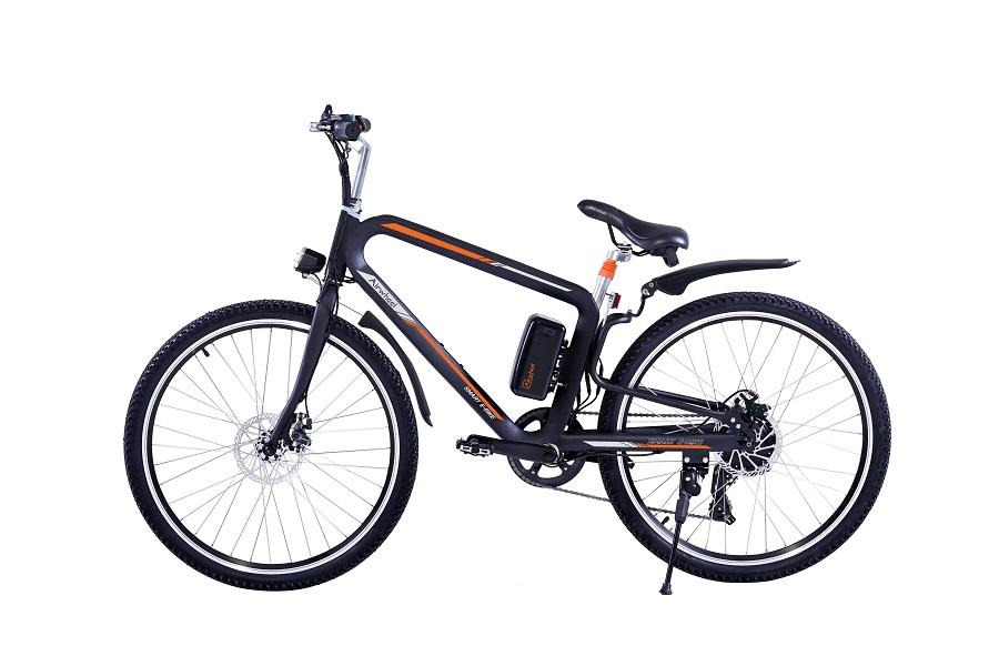 Mua Xe đạp điện thể thao Homesheel Airwheel R8 USA-bảo hành 2 năm-màu đen
