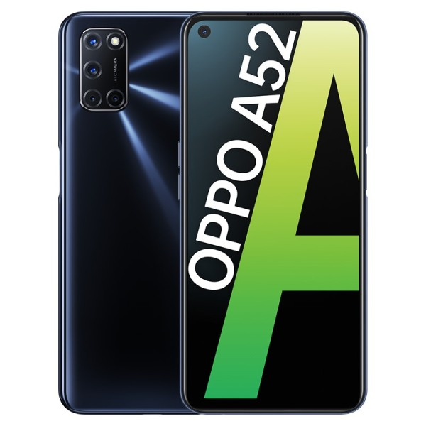 Điện thoại Oppo A52 2020 (6gb/128gb), cấu hình mạnh, camera ổn, dung lượng pin lâu đi kèm với mức giá khá tốt