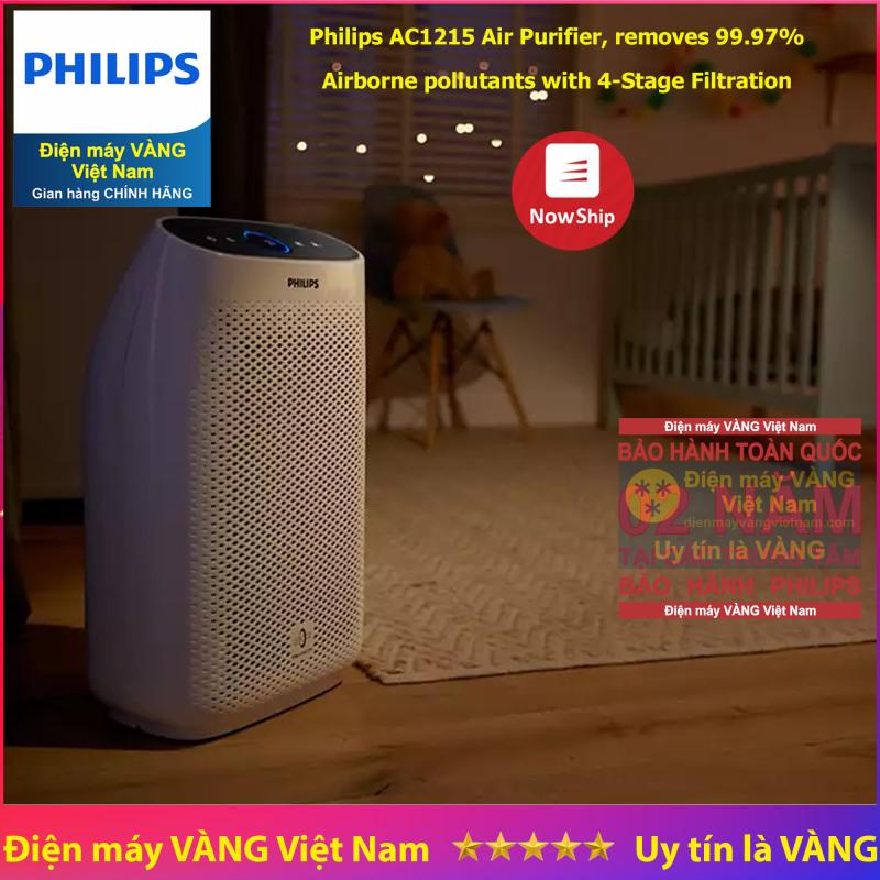 Máy lọc không khí Series 1000 Philips AC1215/10
