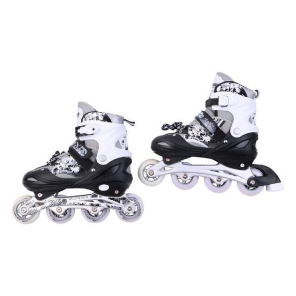Giá bán Giày trượt patin longfeng màu đen trắng