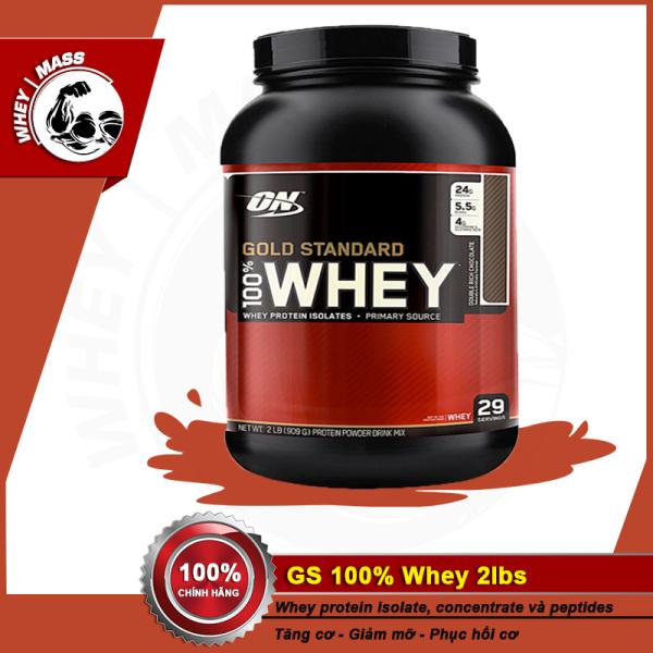 Sữa Tăng Cơ Bắp ON Gold Stard 100% Whey 2 Lbs giá rẻ