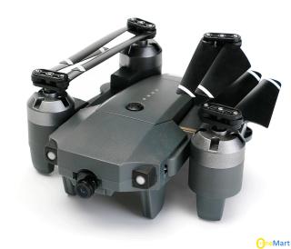 Máy Bay Điều Khiển Từ Xa XT-1 Kết Nối Wifi Quay Phim Chụp Ảnh Full Hd 720P - Tính Năng Vượt Trội, Bảo Hành 12 Tháng thumbnail