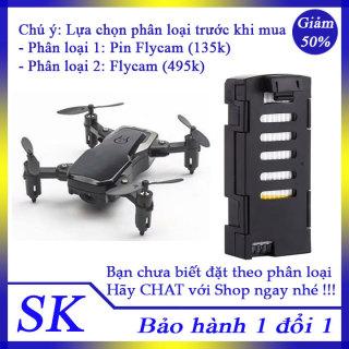 [CÓ VIDEO THỰC TẾ] flycam giá rẻ mini có camera Máy bay camera 4k flycam mini giá rẻ điều khiển từ xa quay phim, chụp ảnh, chống rung quang học kết nối wifi có tay cầm điều khiển(chú ý lựa chọn phân loại) thumbnail