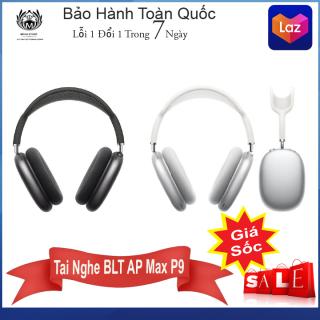 Bảo Hành Toàn Quốc - Tai nghe BLT AP Max P9 - Dòng tai nghe chụp, âm thanh chất lượng, chủ động chống ồn. Thiết kế dáng thể thao năng động - Tinh Tế - Trẻ Trung thumbnail