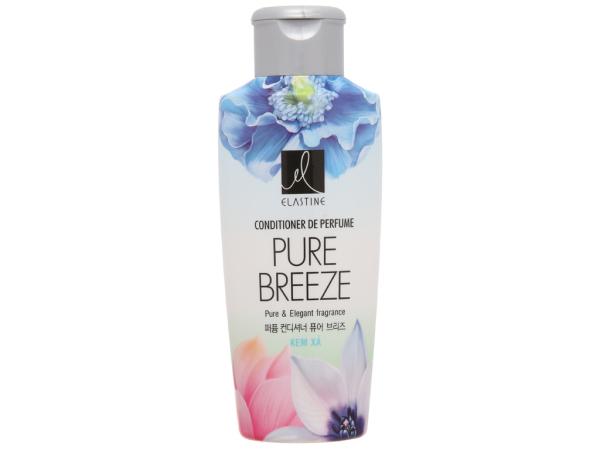 Kem xả nước hoa Elastine Pure Breeze óng mượt chắc khoẻ 170ml nhập khẩu
