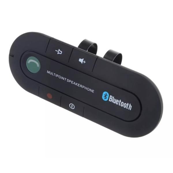 Điện thoại rảnh tay bluetooth ô tô Visor (đen)