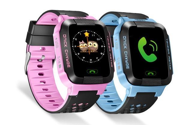 Đồng hồ định vị thông minh GPS E5 cho trẻ em bán chạy