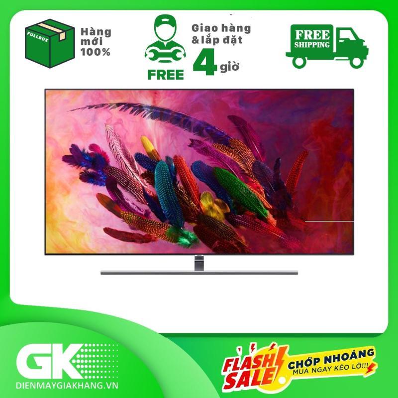 Bảng giá Smart Tivi QLED Samsung 4K 55 inch 55Q7FNA - Bảo hành 2 năm. Giao hàng & lắp đặt trong 4 giờ