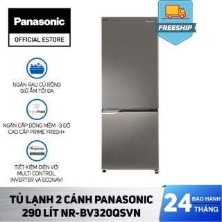 Tủ Lạnh 2 Cánh Panasonic 290 Lít NR-BV320QSVN - Bảo Hành 2 Năm - Hàng Chính Hãng