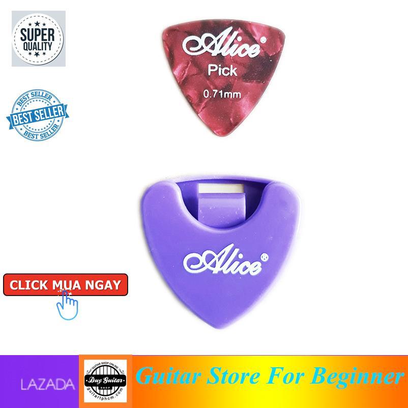 Voucher tại Lazada cho Hộp đựng Phím đàn Giắt Phím đàn Guitar Alice - Pick Holder Alice Phụ Kiện đàn Guitar Giá Tốt - Duy Guitar Shop Deal Chớp Nhoáng