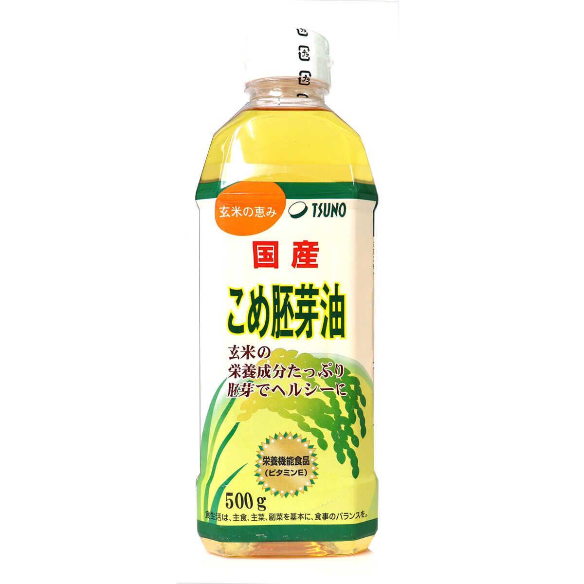 Dầu Mầm Gạo Nhật Bản Tsuno Cao Cấp 500g