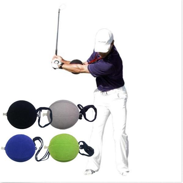 Bóng Hơi hỗ trợ Tập Swing.. dụng cụ hỗ trợ Luyện Tập Golf Chuyên Nghiệp