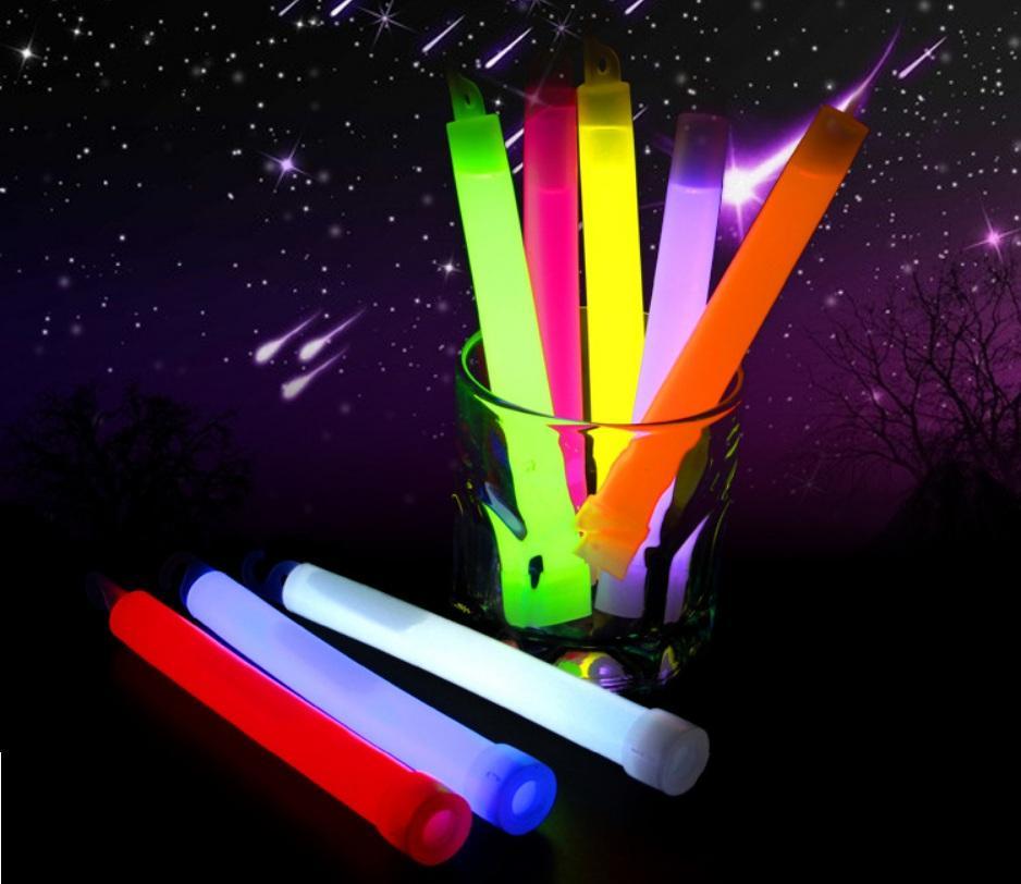 Que phát sáng Sunny loại to đương kính 1.8 cm, dài 1.5 cm phát sáng vào ban đêm hoặc phòng tối (1 Que) 15