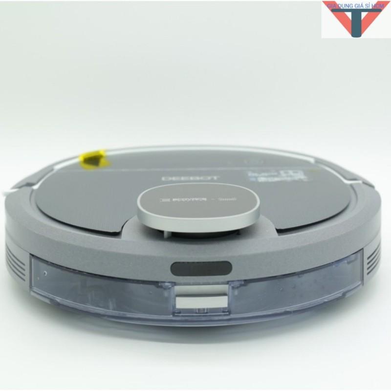 [Gía sỉ] Robot hút bụi lau nhà Ecovacs Deebot DN55/52 có cảm biến thảm