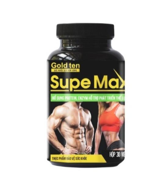 Viên uống Goldten SupeMax