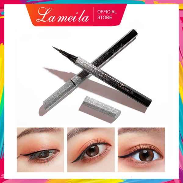 Kẻ mắt ngôi sao LAMEILA Eyeliner Sharpen Black 12.8g cao cấp
