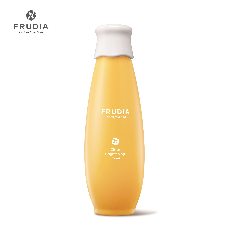 Frudia Citrus Brightening Toner 195ml - Nước Hoa Hồng Frudia Dưỡng Trắng Sáng Chiết Xuất Cam Quýt 195ml tốt nhất