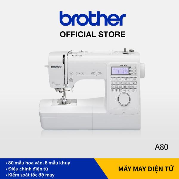 Máy may điện tử Brother A80