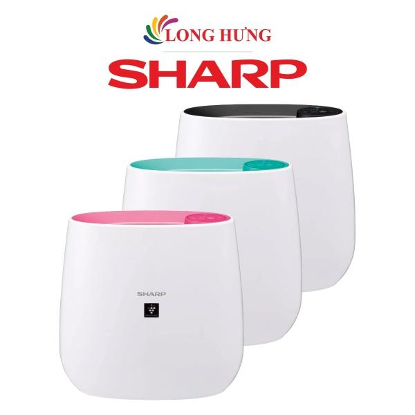 Máy lọc không khí Sharp EP-J30E - Hàng chính hãng - Công suất 50W dùng cho phòng có diện tích từ 15-20 m2, Tiêu diệt nấm mốc, mùi hôi, virus nhờ công nghệ Plasmacluster ion