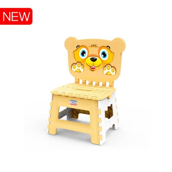 Ghế nhựa dựa xếp hình thú Duy Tân Kích thước 34 x 24 x 46,2cm Nhựa cao cấp chắc chắn Độ bền cao