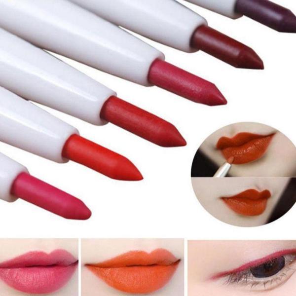 Bút kẻ môi, măt  dạng son creamy nhiều màu giá rẻ