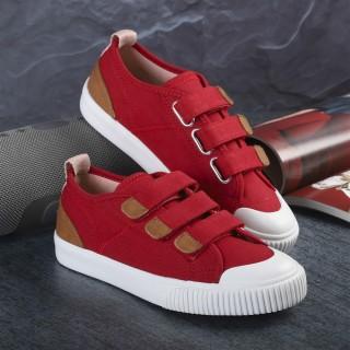 Giày Sneaker Dincox Coxshoes Chính Hãng E01 Red thumbnail