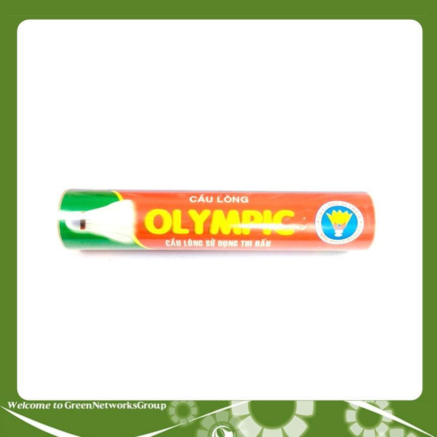 Bảng giá Cầu lông Olympic ( 10 trái ) Greennetworks