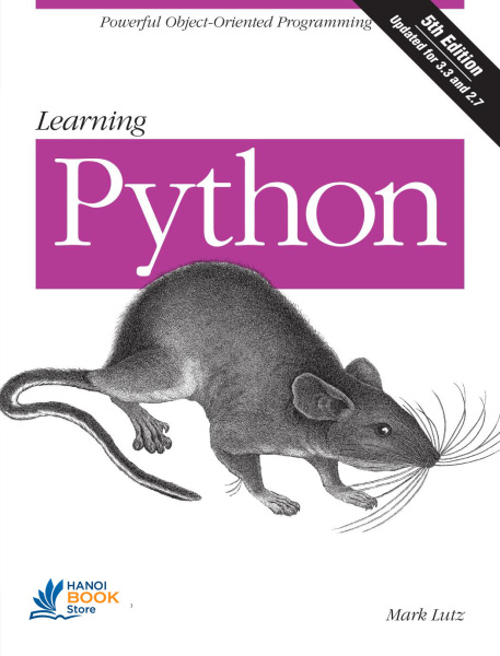 Learning Python, 5th Edition - Hanoi bookstore