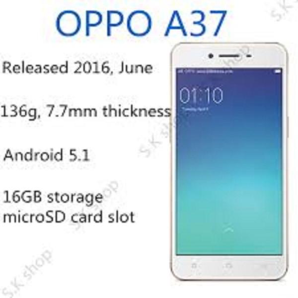 điện thoại cảm ứng Oppo Neo 9 A37 ( 2GB/16GB ) - 2 Nano SIM