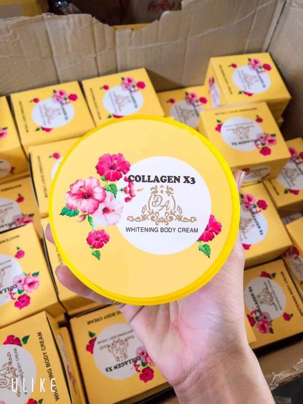kem body X3 collagen Đông Anh 300gr giá rẻ