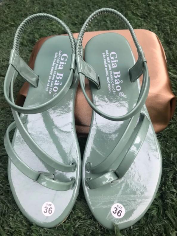 Giày Sandal Xỏ Ngón Duyên Dáng giá rẻ