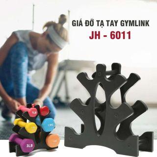 Giá đỡ tạ tay Dumbbell Rack Gymlink JH-6011 thumbnail