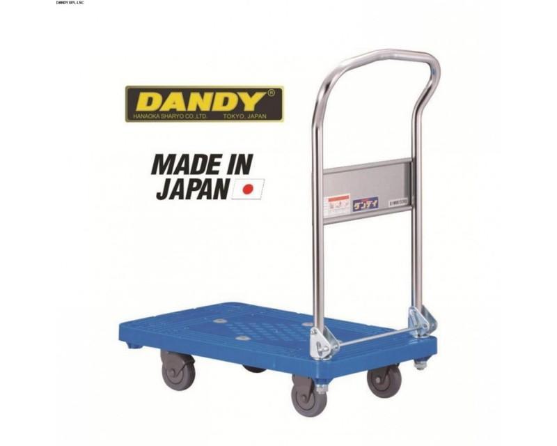 Xe đẩy hàng đa năng tải trọng 150-300kg bánh xe chống ồn