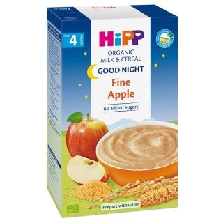Bột sữa Chúc ngủ ngon táo tây Hipp cho trẻ từ 4 tháng tuổi trở lên (6 hộp x 250g thùng) thumbnail