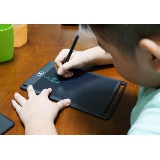 Bảng viết, vẽ điện tử, tự xóa thông minh màn hình LCD 8.5 inch (tặng kèm bút cảm ứng) - LOẠI TỐT Dũng YenLuong thumbnail