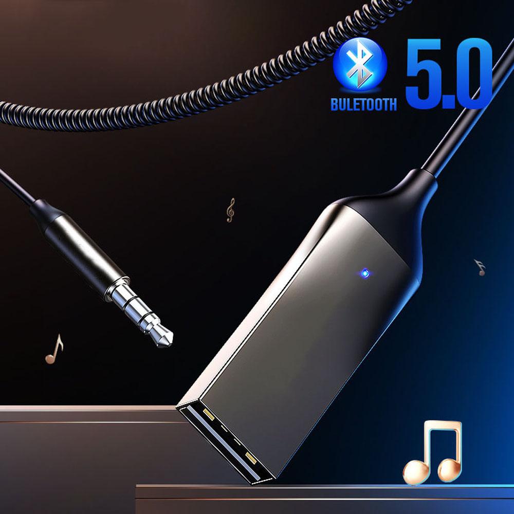 Bộ Thu Bluetooth 3.5 Âm Thanh AUX Rảnh Tay Cho Xe Hơi IDR7316 5.0 Mm Bộ Chuyển Đổi Nhạc Thu Không Dây, Bluetooth Bộ Dụng Cụ Xe Hơi