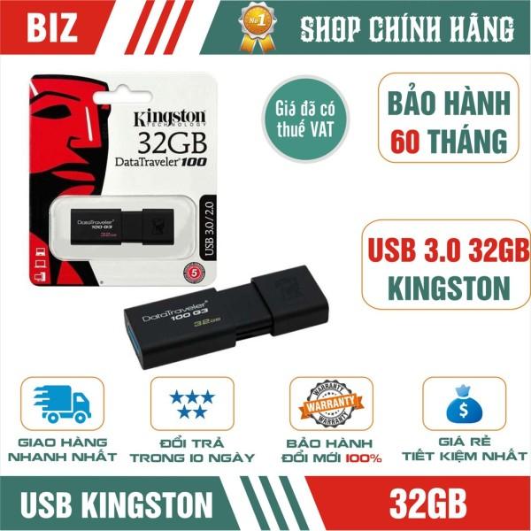 Bảng giá Usb Kingston Datatraveler 32Gb/16Gb nhập khẩu - bh 5 năm !!! Phong Vũ