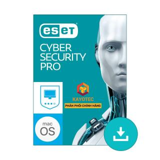 ESET Cyber Security Pro 1 User 12 months Subscription Mac thumbnail