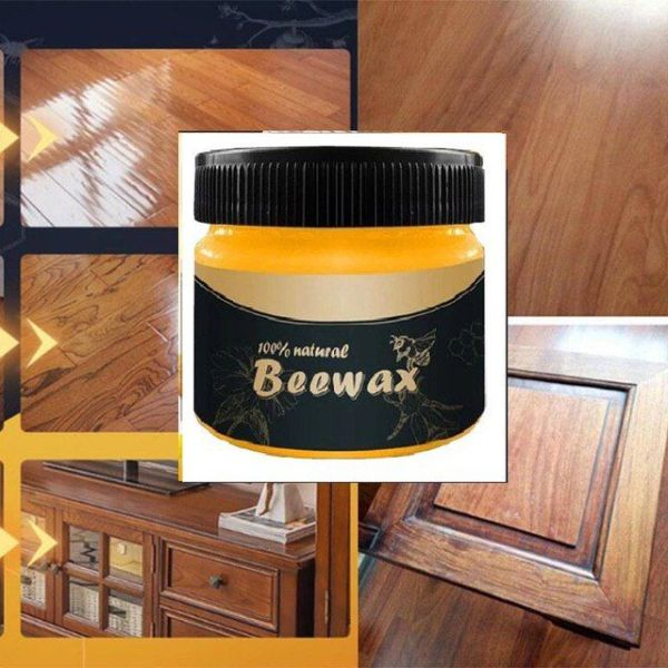 Sáp ong đánh bóng nội thất gỗ 80G