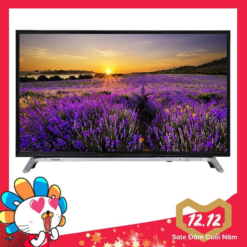 Bảng giá Smart Tivi Led Toshiba 32 inch HD - Model 32L5650 (Đen)