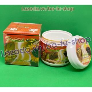 [HCM][CHUẨN THÁI 100%] Bộ 2 hộp kem tan mỡ bụng gừng ớt Flourish Thái Lan 700mlx2 thumbnail