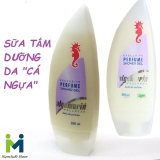 Sữa tắm cá ngựa 300gr - sữa tắm cá ngựa hương nước hoa cao cấp tắm và chăm sóc có thể - sức khỏe và làm đẹp phẩm dưỡng da chuẩn hàng đức - săn chắc da dụng cụ nhà tắm sữa tắm xà phòng tắm - làm đẹp - chăm sóc cá nhân thumbnail