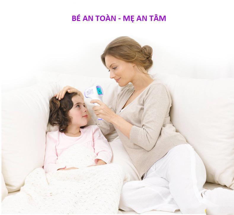 Nhiệt kế hồng ngoại đo trán trẻ em DM-300