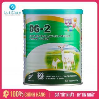 Sữa Dê Công Thức DG2 400g thumbnail