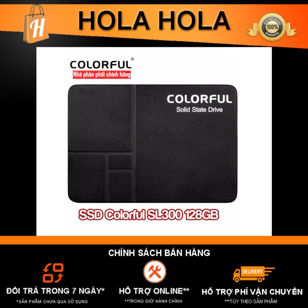 Ổ cứng SSD Colorful SL300 128Gb - Hàng Colorful VN tem NWH